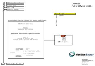 PLC 5 Software Guide and Manual