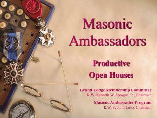 Masonic Ambassadors