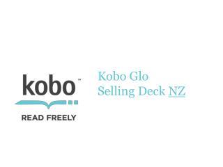 Kobo Glo Selling Deck NZ