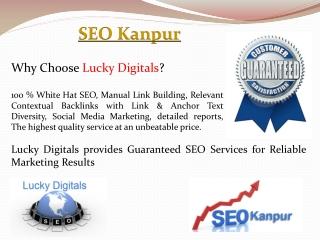 Seo Kanpur - Lucky Digitals