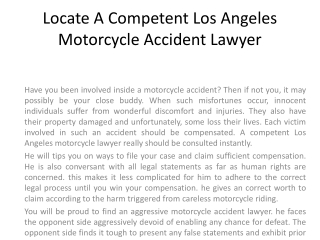 motorcycle attorney san diego