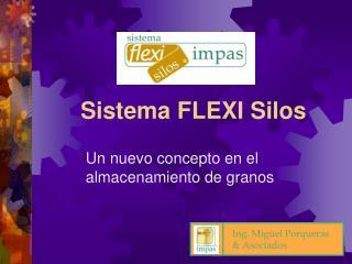 Sistema FLEXI Silos