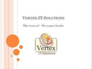 Vertex-IT-Solutions (Oracle- jobs)