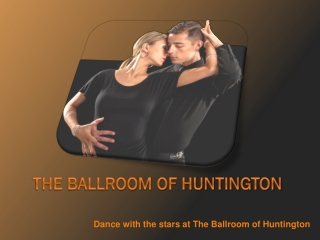 Learning Ballroom Dance Lessons with Different Options