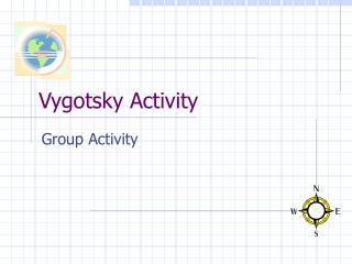 Vygotsky Activity