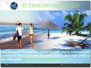 ltc travel packages to goa