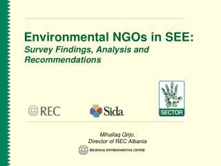 Environmental NGOs in SEE: Survey Findings, Analysis and Recommendations
