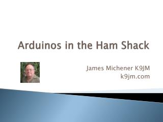 Arduinos in the Ham Shack
