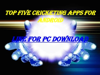 Top Five Cricketing Apps For Android