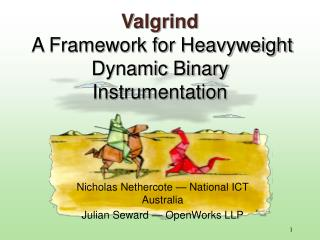Valgrind  A Framework for Heavyweight Dynamic Binary Instrumentation
