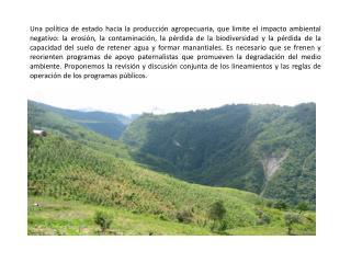 Las cuencas Copalita-Zimatán-Huatulco