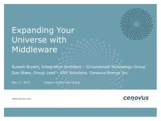 Expanding Your Universe with Middleware