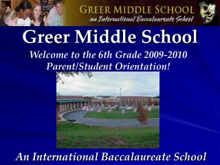 Greer Middle School