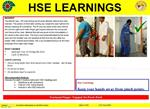 contact:  mse511  for further information or visit hse website         alert no 50                      lti  no.6 2011