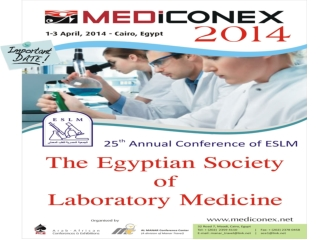Mediconex Exhibition and Conference