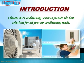 Air Conditioning Service Warrington