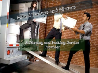 Reliable packers and Movers in Delhi