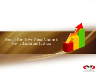 Feature Rich Travel Portal Solution Is Key to Successful Bus