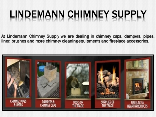 Lindemann Chimney Supply