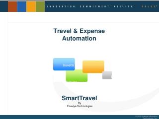 Enaviya offers best services for travel expense management