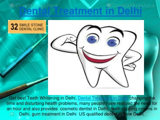Dental Treatment in Delhi