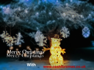 Enjoy Christmas With Christmas Loan