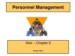 Personnel Management