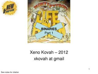 Xeno Kovah – 2012 xkovah at gmail