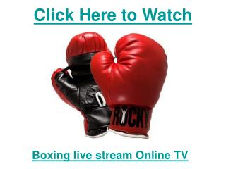watch alexander povetkin vs ruslan chagaev live streaming on