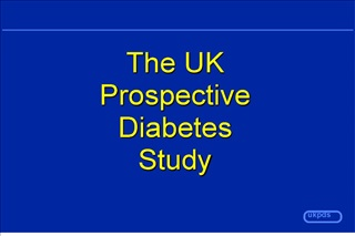 the uk prospective diabetes study