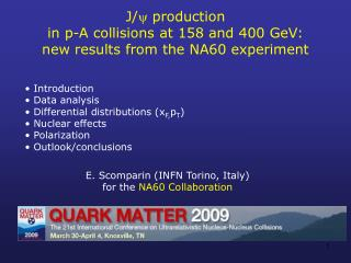 J/  production  in p-A collisions at 158 and 400 GeV: new results from the NA60 experiment