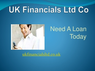 UK Financials Ltd Co