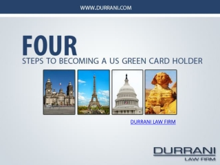 4 Steps To Become Green Card Holder