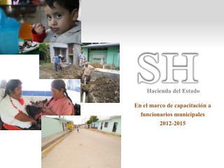 En el marco de capacitación a funcionarios municipales 2012-2015