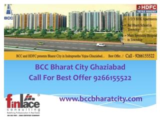 BCC Bharat City Ghaziabad 9266155522