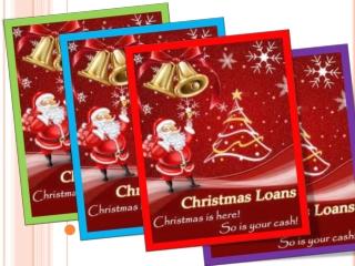 Xmas Loans