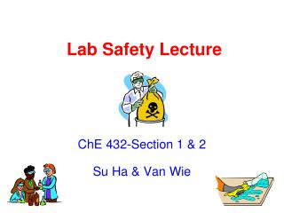 Lab Safety Lecture