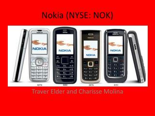 Nokia (NYSE: NOK)