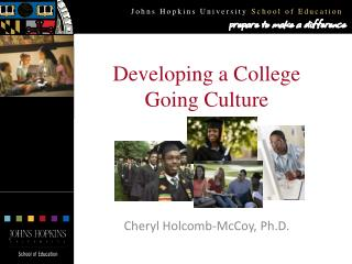 Developing a College Going Culture