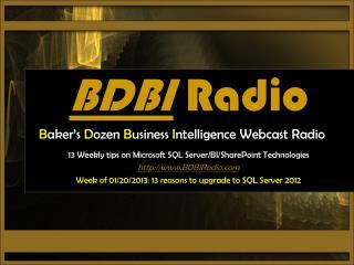 BDBI Radio