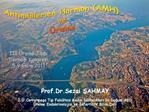 Prof.Dr.Sezai SAHMAY