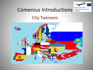 Comenius Introductions