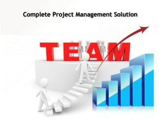 Online Project Management Tool - Talygen