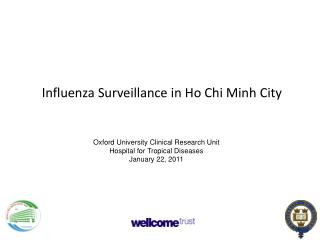 Influenza Surveillance in Ho Chi Minh City