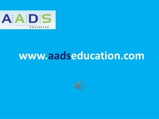 Six Sigma Training and Certification at AADS Education