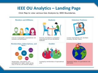 IEEE OU Analytics – Landing Page
