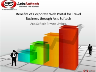 Benefits of Corporate Web Portal for Travel Business through