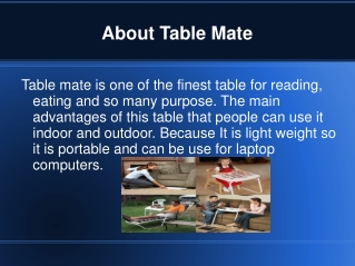 Buy table mate 2