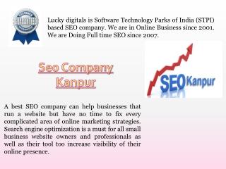 Seo Company Kanpur