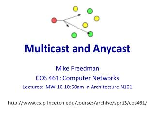 Multicast and Anycast